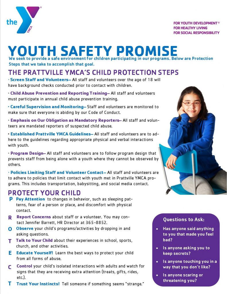 Youth Safety Promise